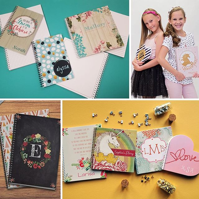 At Gotcha Covered Notebooks we offer personalized designs, extensive paper options, and multiple spiral colors. Visit us today at www.gcnotebooks.com {Sponsored}