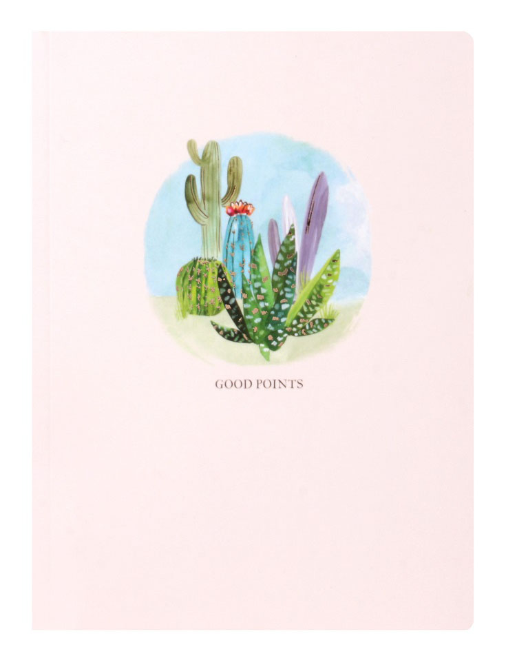 Up With Paper <p>Cacti Notebook</p>