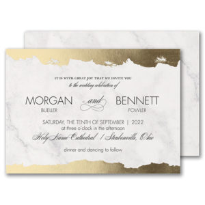 Shining Moments Invitations by Carlson Craft